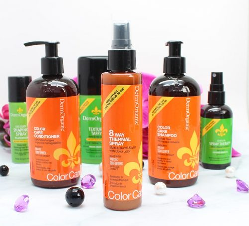 DermOrganic Color Care Hair Care