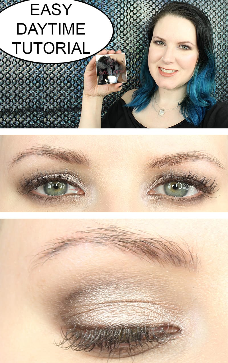 Gallany Easy Daytime Tutorial