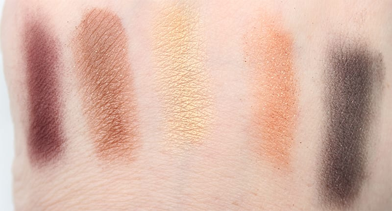 Honest Beauty Falling For You Palette - Review, Swatches, Video, Tutorial