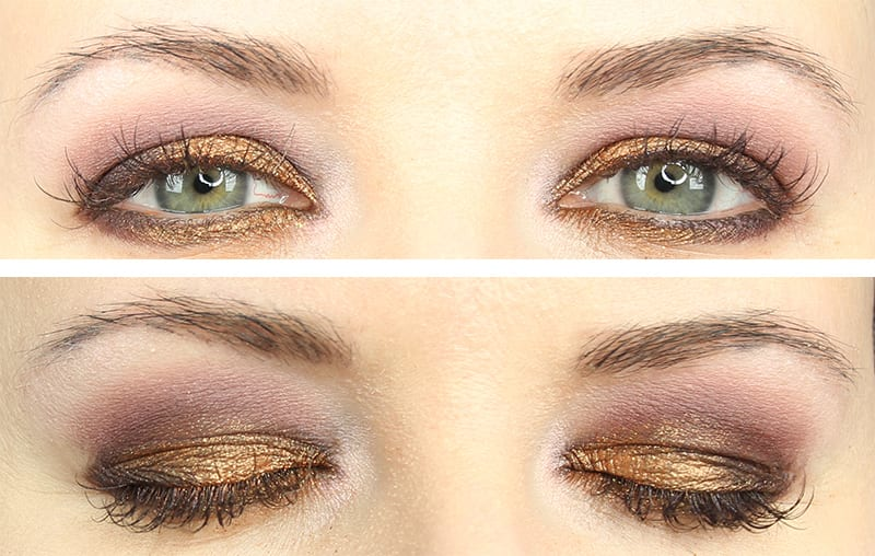 Honest Beauty Falling For You Palette Review, Swatches, Tutorial