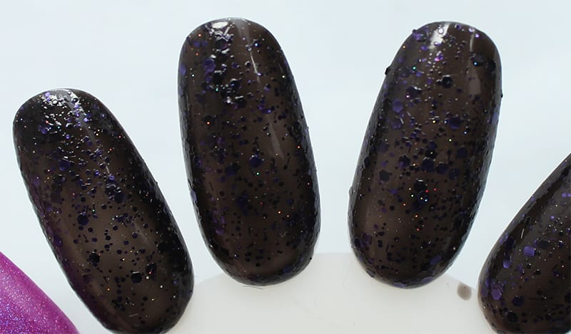 KBShimmer Fright This Way swatches