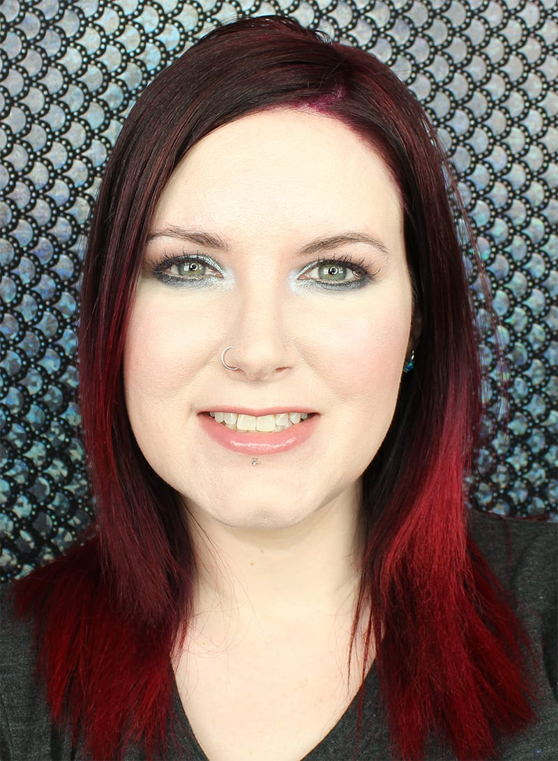 One Brand Neutral Glam Makeup Geek Cruelty-Free Tutorial