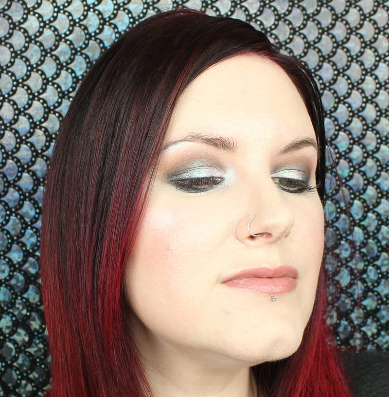 One Brand Neutral Glam Makeup Geek Tutorial
