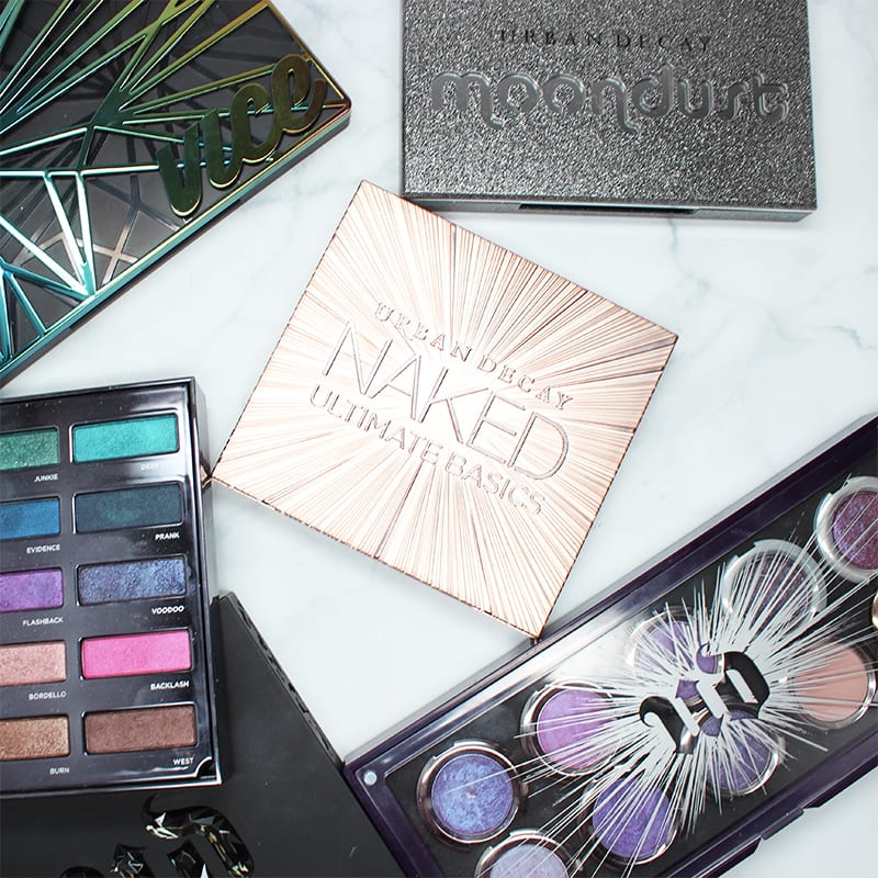 Urban Decay Naked Ultimate Basics Palette Review Swatches Looks