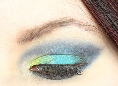 Urban Decay Full Spectrum Palette First Impressions Swatches Looks