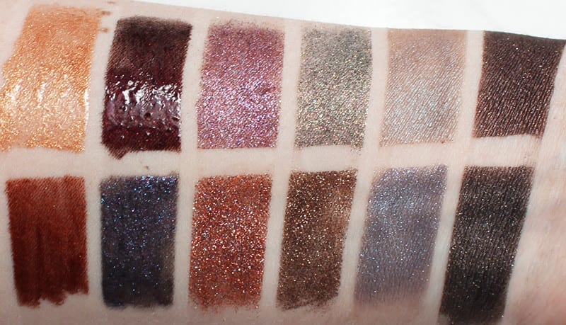 The Chequered Lily Halloween 2016 Collection Review Swatches