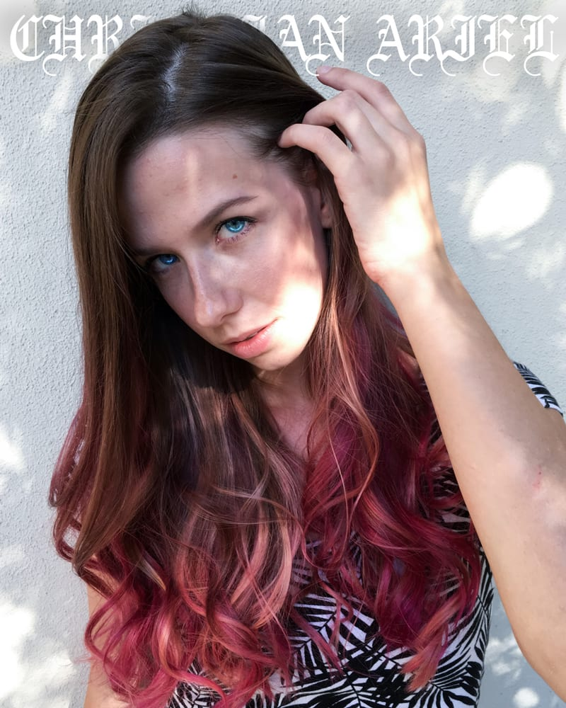 Top Fall and Winter Hair Colors