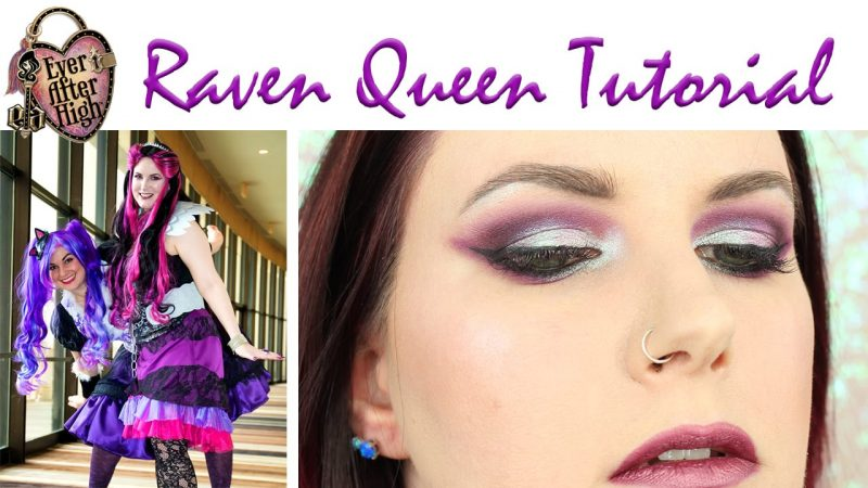 Ever After High Raven Queen Tutorial