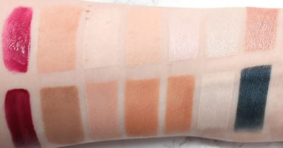Fall Nordstrom Beauty Trends with NARS swatches