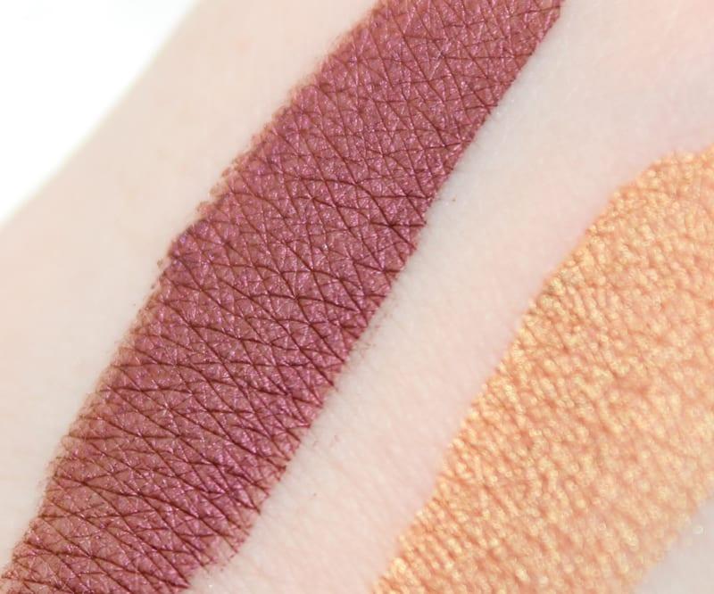 Fyrinnae Magic Whipped Metallics Lipsticks Beloved swatch