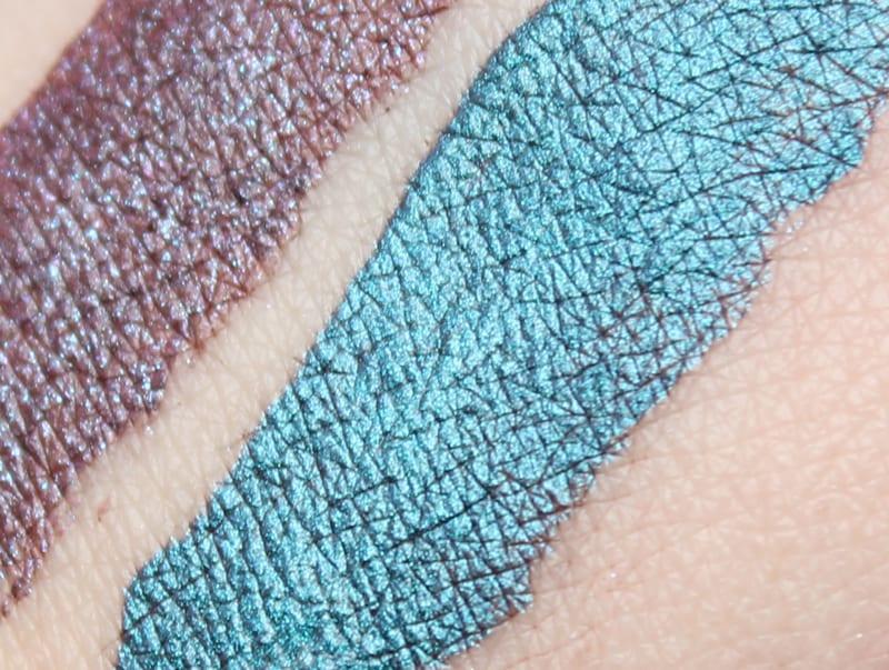Fyrinnae Magic Whipped Metallics Lipsticks Siren's Call swatch