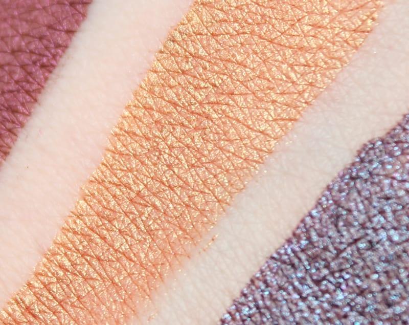 Fyrinnae Magic Whipped Metallics Lipsticks Unrequited swatch