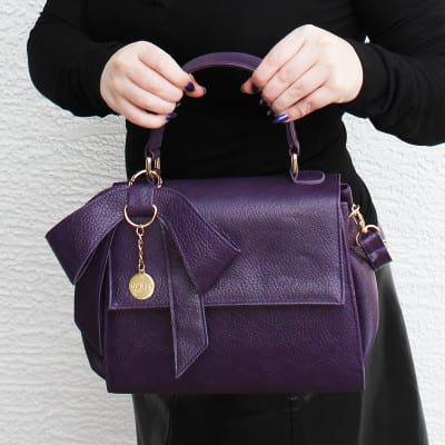 Gunas Cottontail in Purple