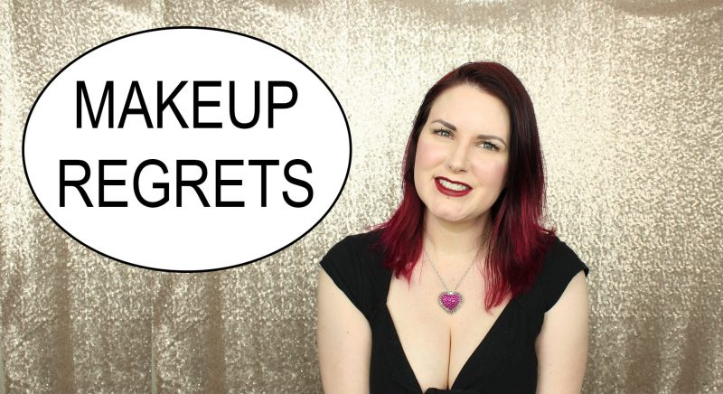 Makeup Products I Regret Buying