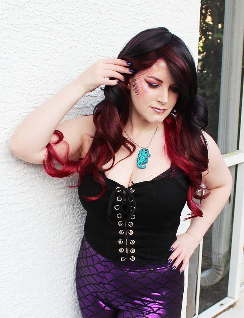 Sideshow Mermaid Tutorial