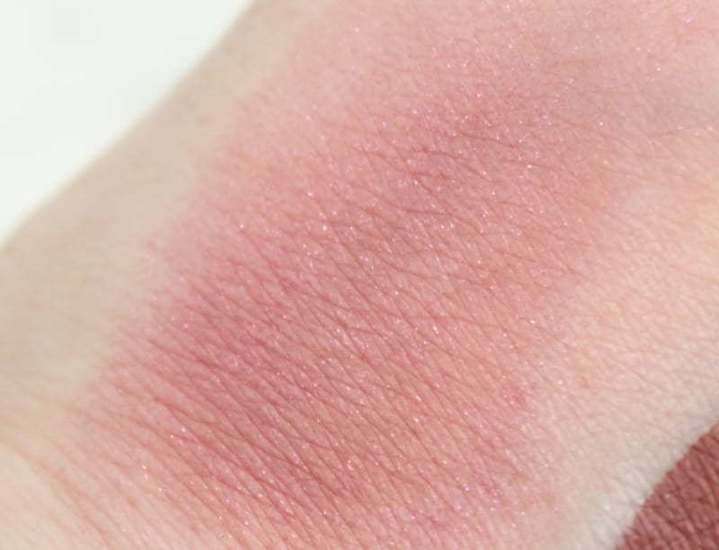 Notoriously Morbid Anywhere blush swatch