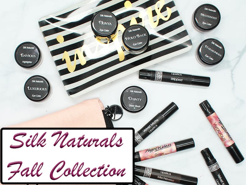 Silk Naturals Fall 2016 Collection Review