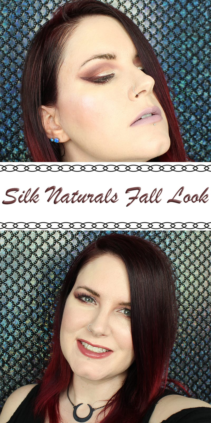 Silk Naturals Fall Look
