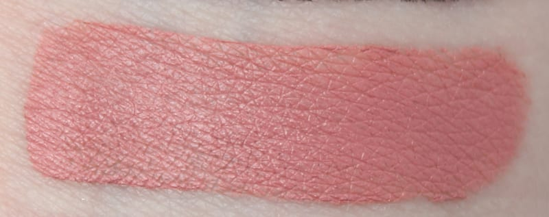 Silk Naturals Fall 2016 Collection Review Stripped swatch