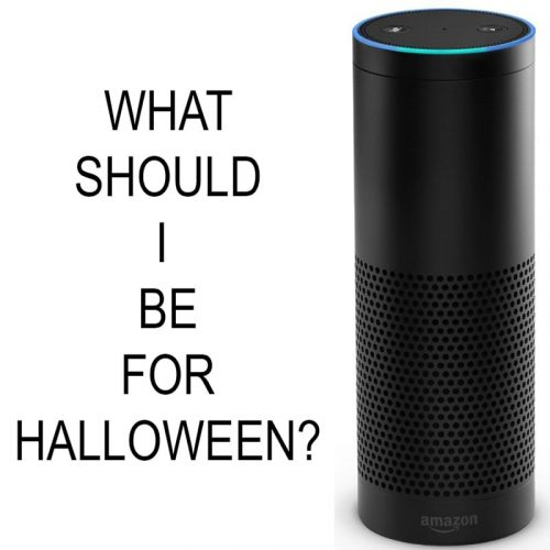 What Should I Be for Halloween?