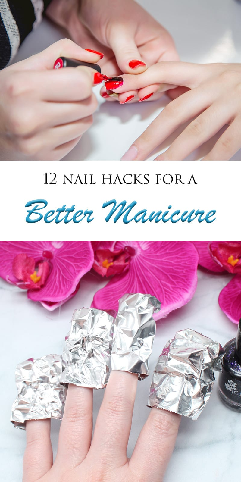 Nail Hacks for a Better Manicure