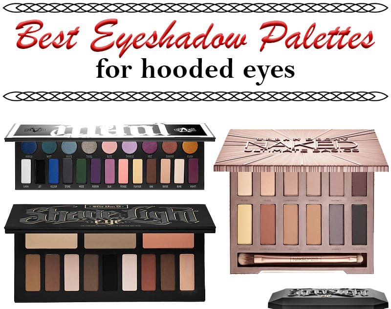 Best Eyeshadow Palettes for Hooded Eyes 16 of the best options ...