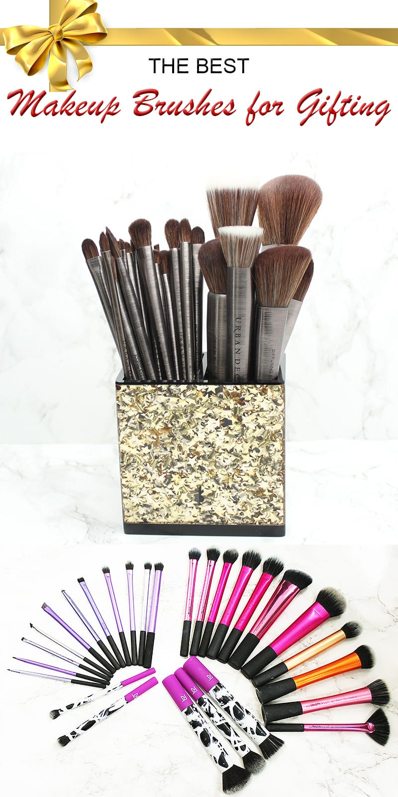 Best Cruelty Free Makeup Brushes for Gifting - Cruelty Free and Vegan