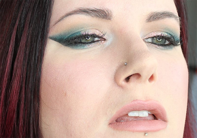 Urban Decay Smoked Out Cat Eye Tutorial