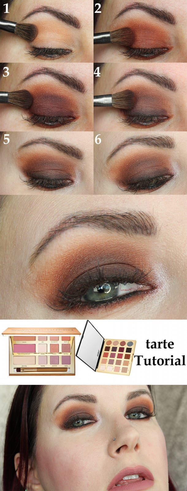 Tarte Smoky Swamp Queen Tutorial