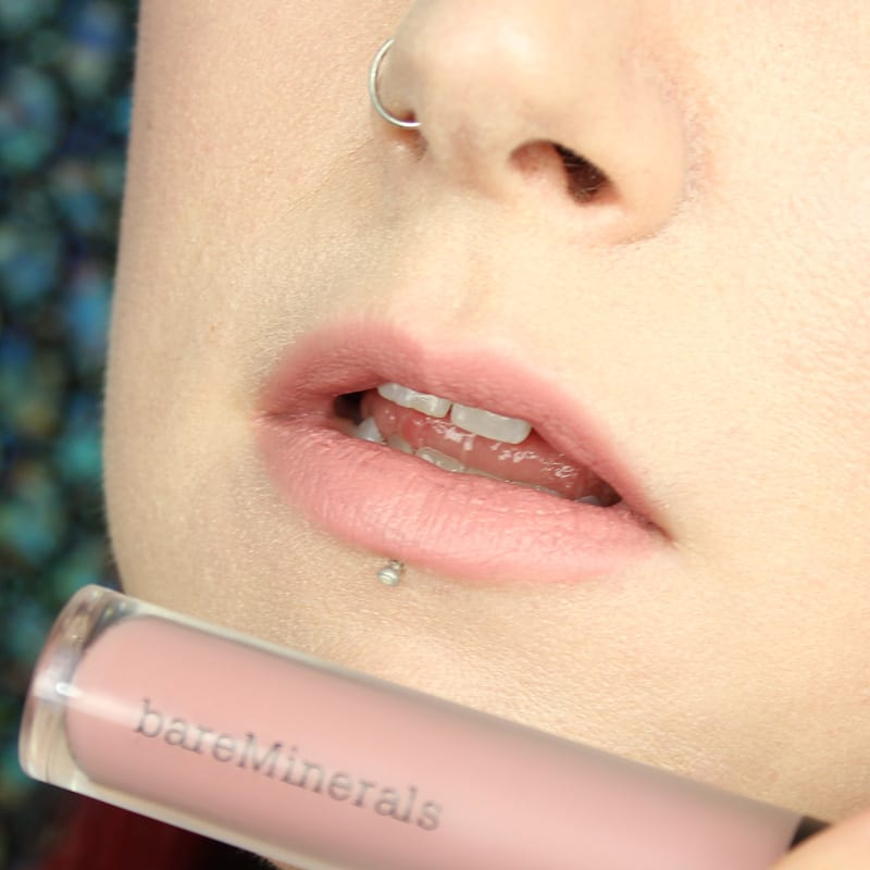 bareMinerals Gen Nude Lipsticks - Slay Matte Liquid Lipcolor swatch