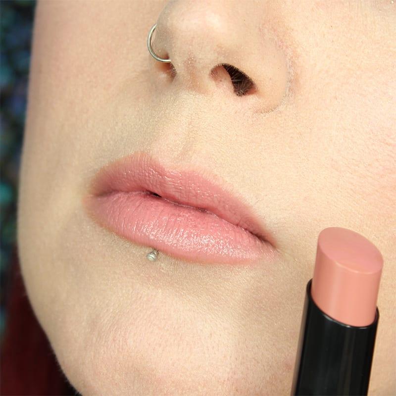 bareMinerals Gen Nude Lipsticks - Tutu Radiant Lipstick swatch