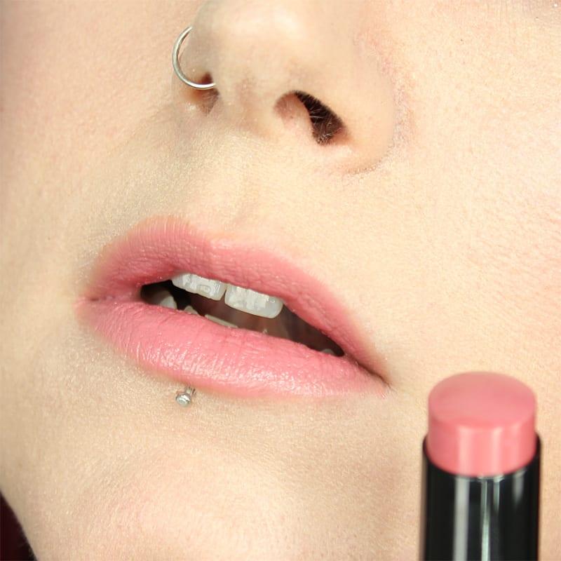 bareMinerals Gen Nude Lipsticks - Crave Radiant Lipstick swatch