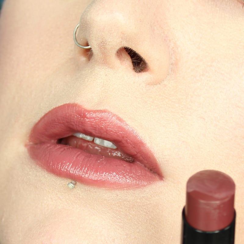 bareMinerals Gen Nude Lipsticks - Queen Radiant Lipstick swatch