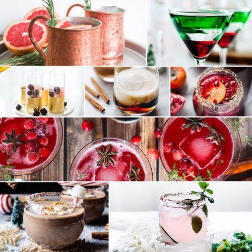 20 Refreshing Christmas Cocktails