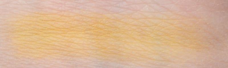 Senna Cosmetics Citron swatch