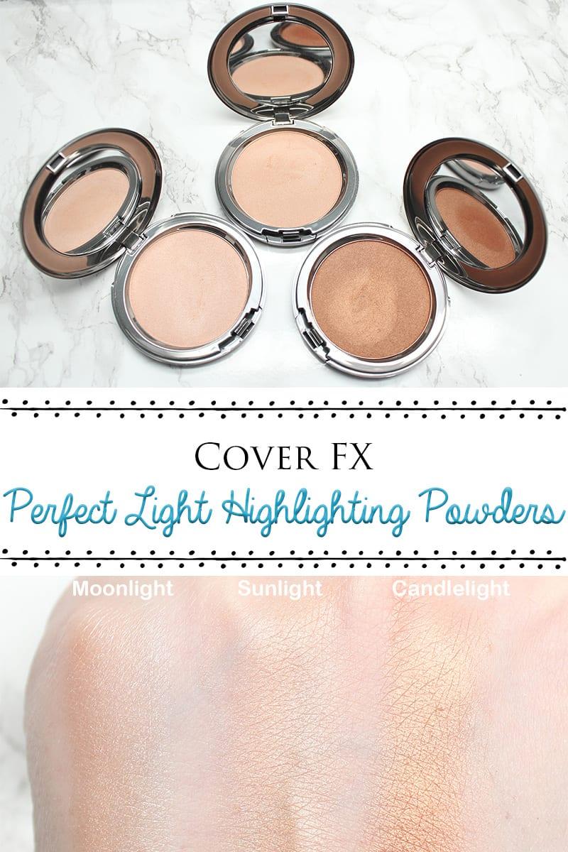 Cover Fx Perfect Light Highlighting Powders Vegan