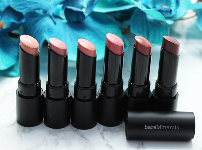 bareMinerals Gen Nude Lipsticks - Radiant Lipsticks