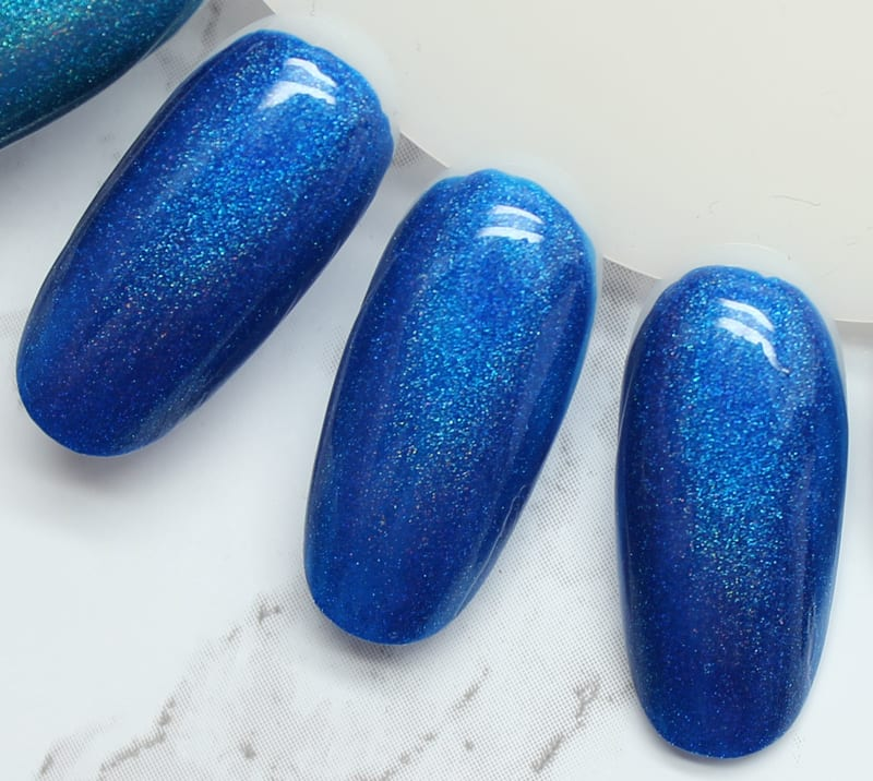 KBShimmer Winter Office Space Collections - Ink Again swatch
