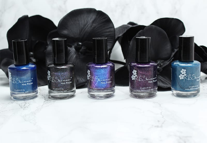 KBShimmer Winter Office Space Collections