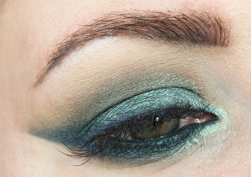 Kat Von D MetalMatte Cruelty-Free Tutorial Smoky Teal