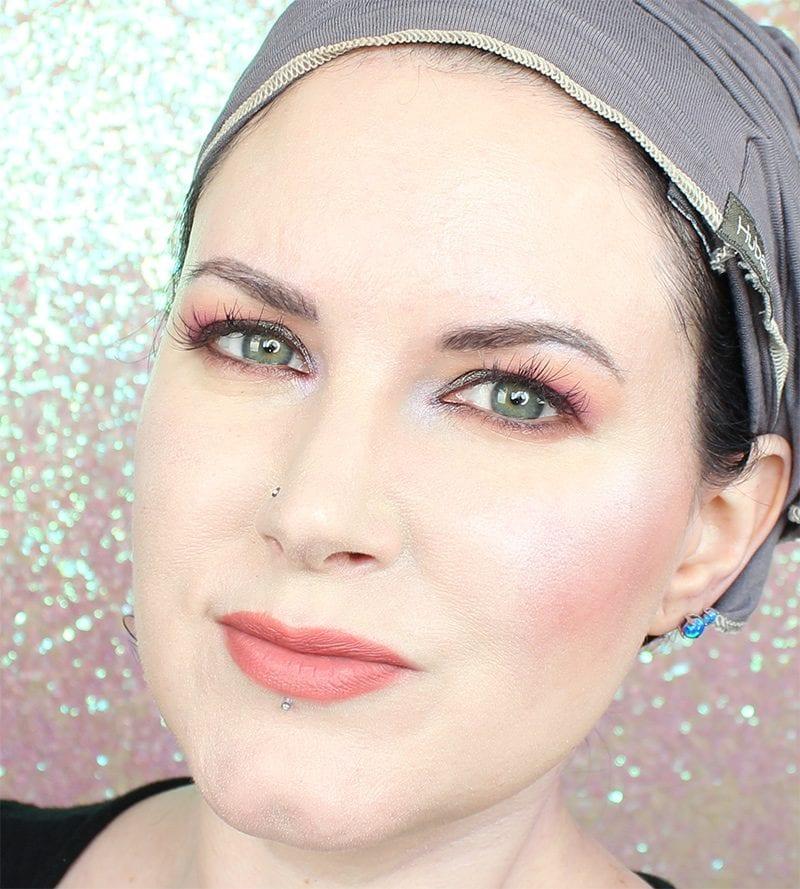 Makeup Geek Insomnia Look