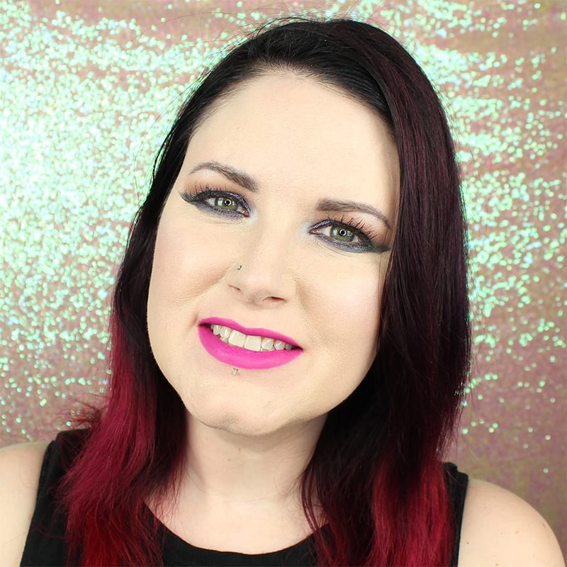 Makeup Geek Plush Lip Mattes - Party Girl