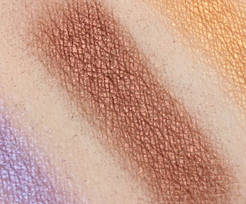 Urban Decay Afterdark Palette Review - Off Duty swatch