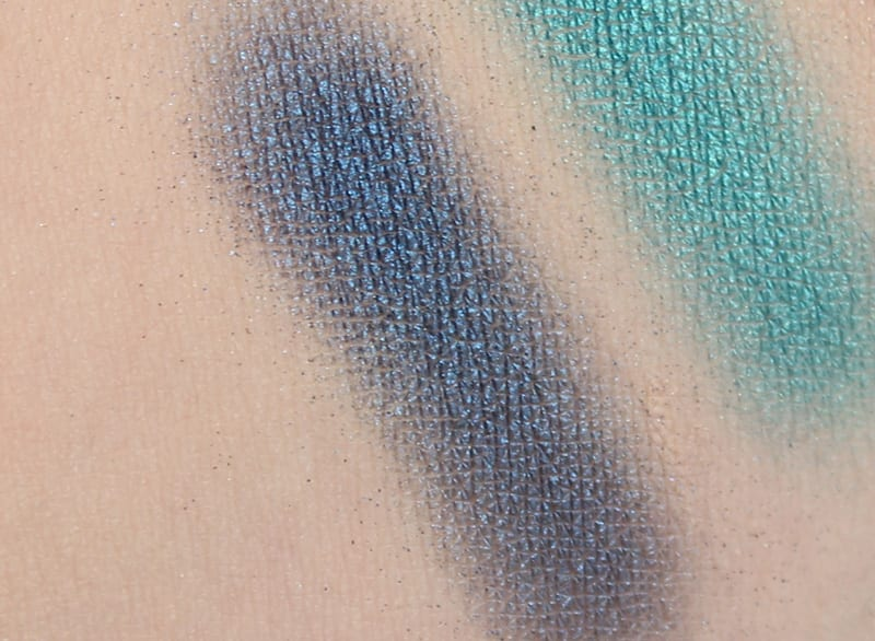 Urban Decay Afterdark Palette Review - Paralyzed swatch