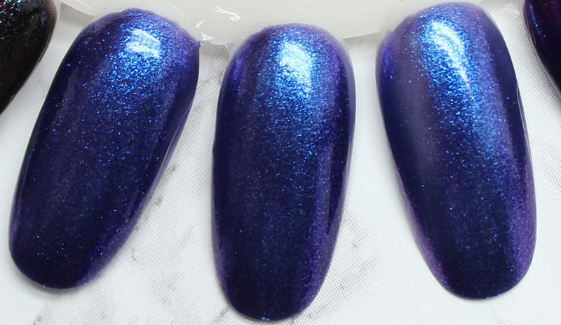 KBShimmer Winter Office Space Collections - Royal to a Fault swatch