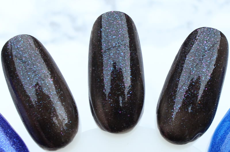 KBShimmer Winter Office Space Collections - Soots and Ladders swatches