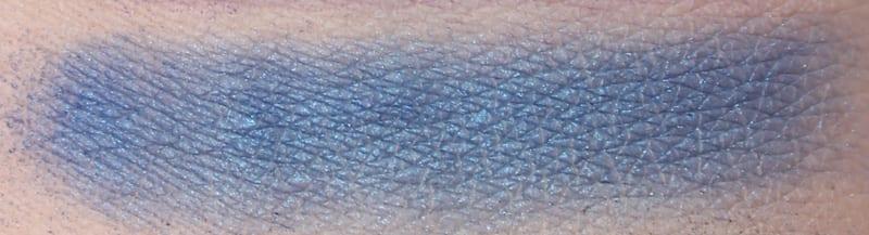 Senna Cosmetics Ultramarine Blue swatch