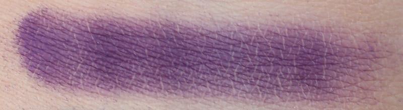 Senna Cosmetics Ultramarine Purple swatch