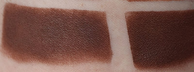 Silk Naturals Brunch, dupe for Urban Decay Lockout swatch