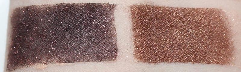 Silk Naturals Dark Matter, Trinket swatches